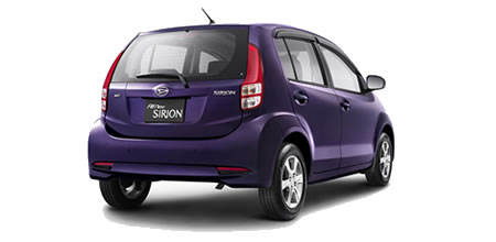 daihatsu authorized dealer makassar all new sirion type and price. Black Bedroom Furniture Sets. Home Design Ideas