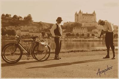 ACAPULCO Productions à Anjou Vélo Vintage 2012