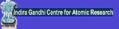 Indira Gandhi Centre for Atomic Research (IGCAR) Recruitment 2014 IGCAR Junior Research Fellow posts Job Alert