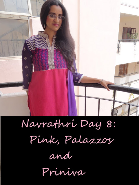 Navrathri Day 8: Styling Palazzos for the festive season image