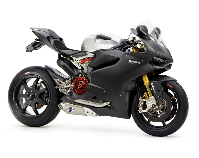 Racing Caf 232 Ducati 1199 C By Moto Corse