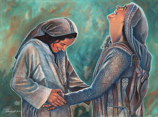 Resultado de imagem para A maria do Magnificat