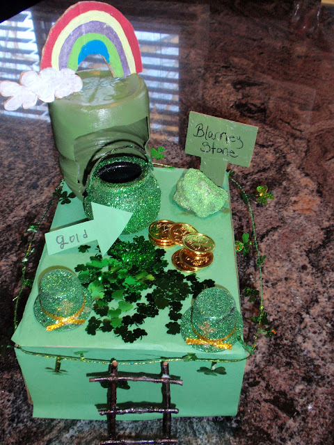 st. patricks day, st paddy's day, holiday, clover, blarney stone