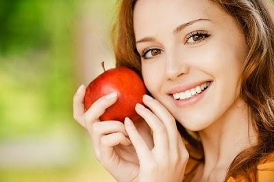 فوائد خل التفاح للبشره!