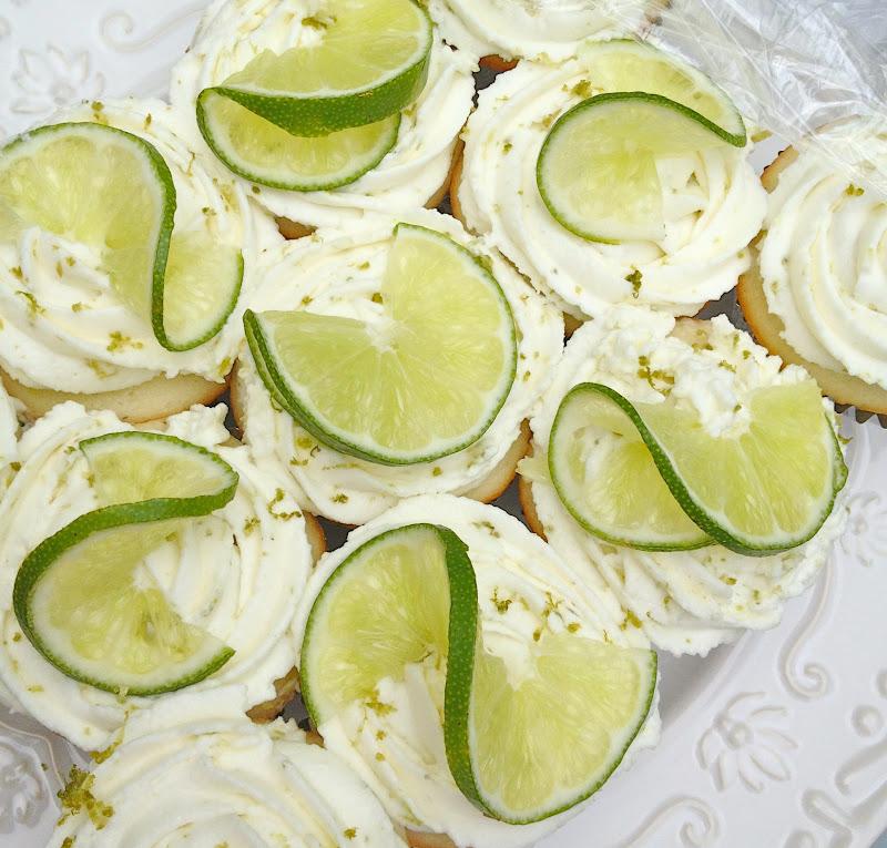 coconut-lime cupcakes {recipe}   Little Birdie Secrets