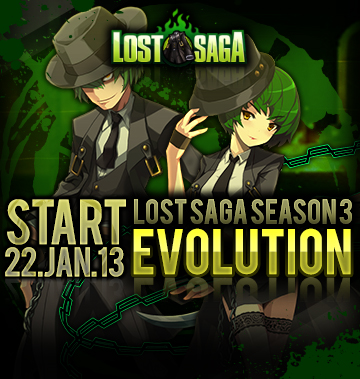 LOST SAGA SEASON 3 OFFLINE [DOWNLOAD]