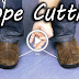 Use This Secret Trick To Cut A Heavy Rope... Without Scissors Or A Knife.