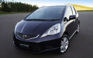 Mobil All New Honda Jazz