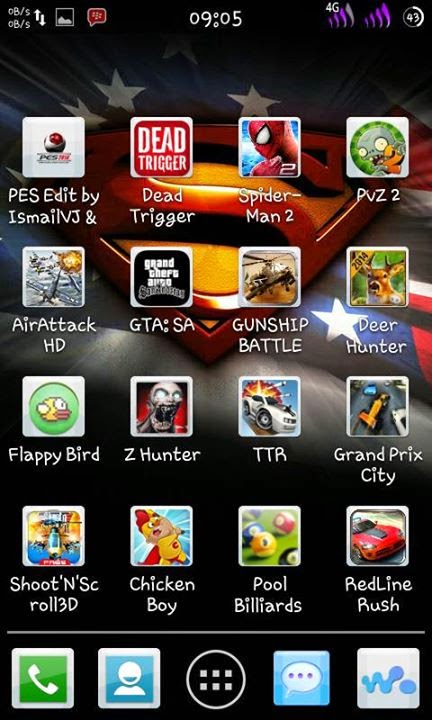 SS,screen shoot,Print screen: game lenovo a369i