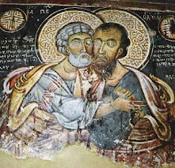 Άγιοι Πέτρος και Παύλος οι Πρωτοκορυφαίοι Απόστολοι