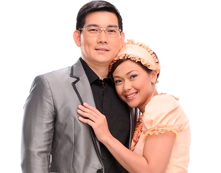 Papa Chen and Jodi Sta Maria in a kilig teleserye 'Be careful with My Heart'