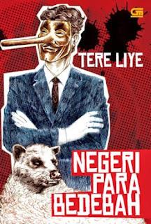 Jual Novel Tere Liye Negeri Para Bedebah Surabaya