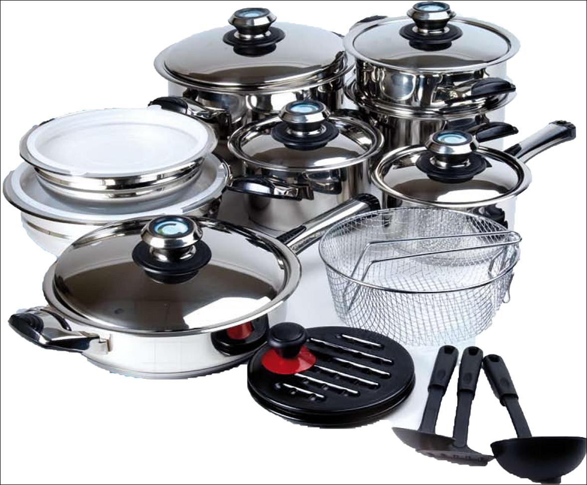 Los secretos de mi gastronom a cuidados de los utensilios for Utensilios para cocina