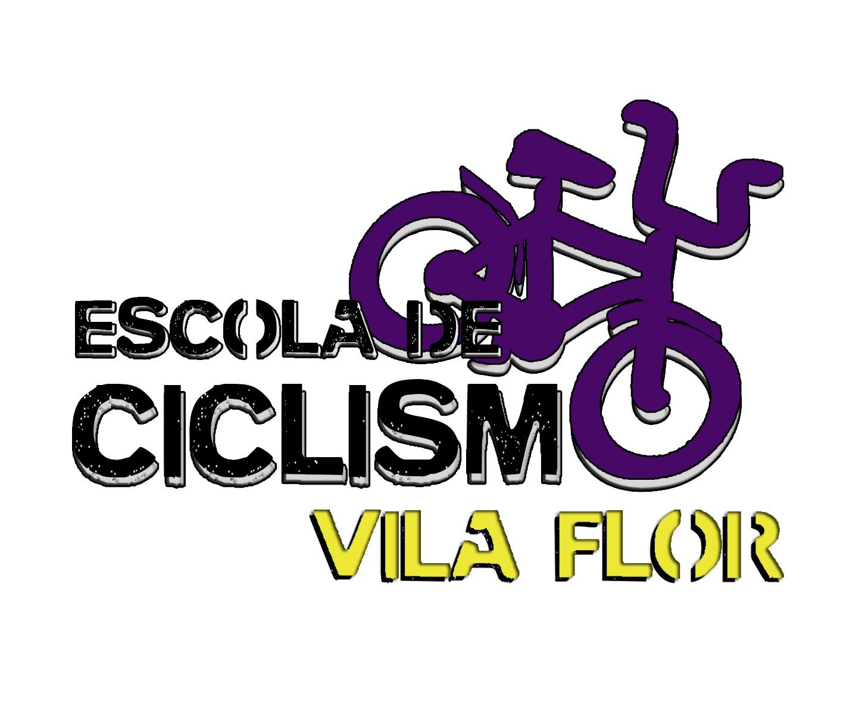 Logo da Escola de Ciclismo