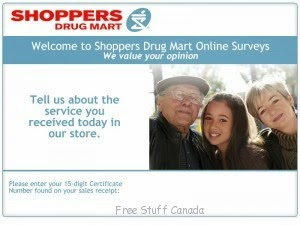 How to Take Part in Shoppers Drug Mart Online Survey