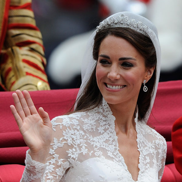 Wedding Hairstyle Kate Middleton : By royal decree: the u20ac15 secret to kates incredible hair is