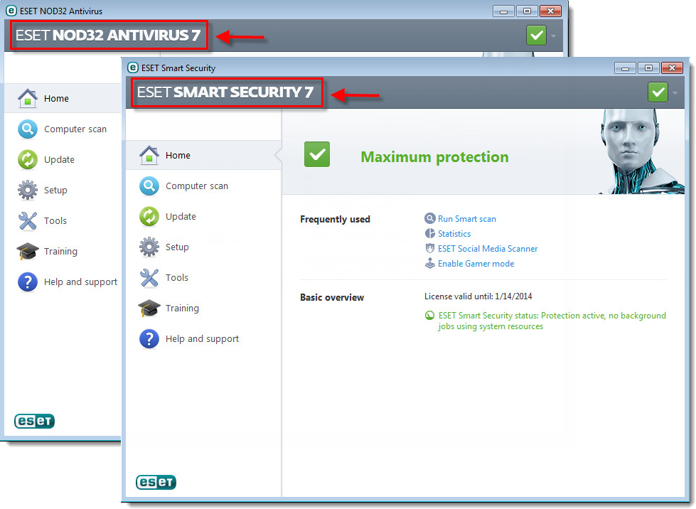 eset nod32 free download full version for pc