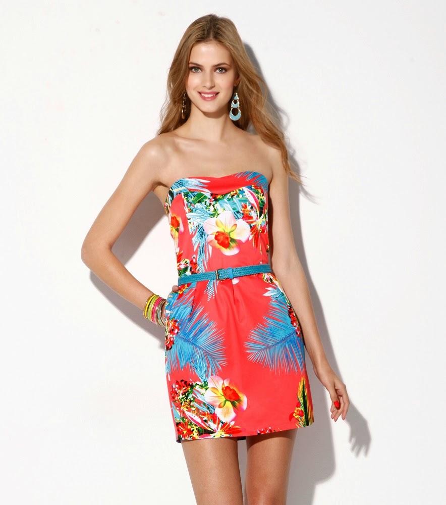 Vestidos casuales de primavera