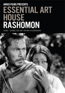 Rashomon (1950), Directed by Akira Kurosawa