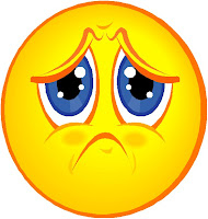 sad face emoticon facebook