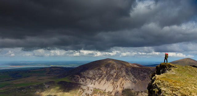 Nantlle Ridge by Nick Livesey