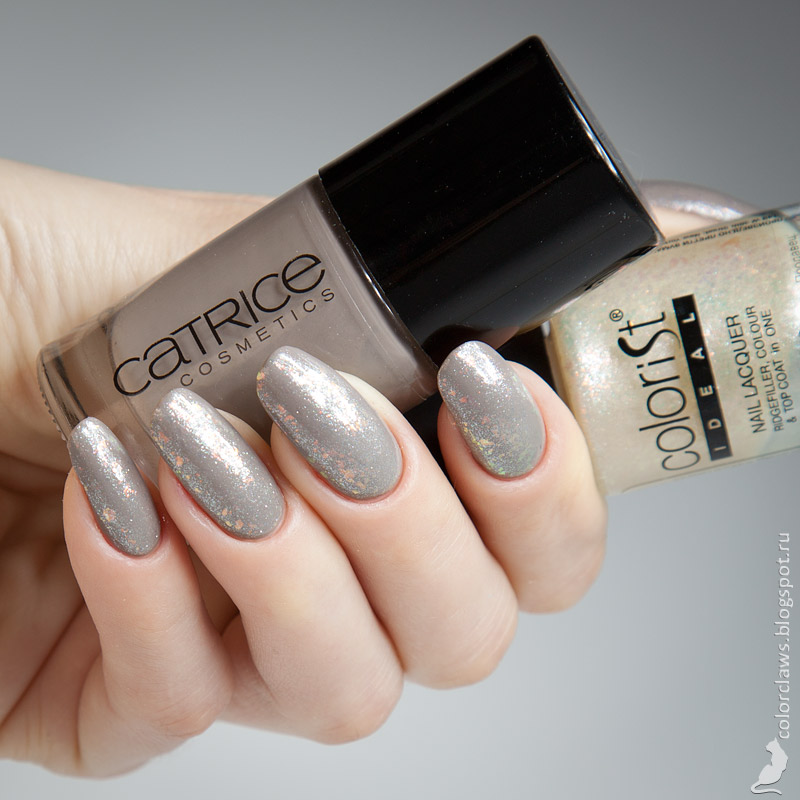 Catrice Absolutely Chinchilly! + Colorist Ideal #202