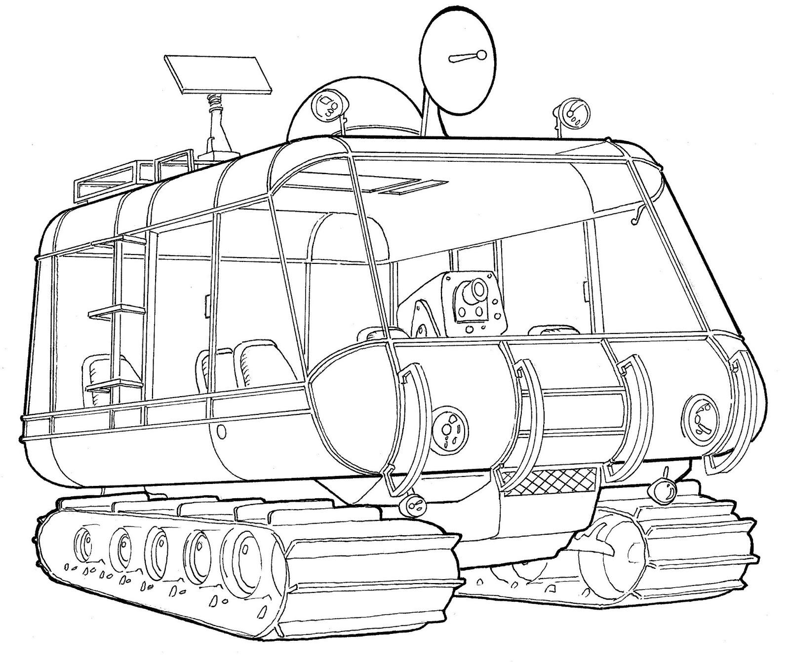 bosbyshell art studio  mechanical drawings