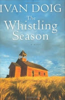Book cover of The Whistling Season by Ivan Doig