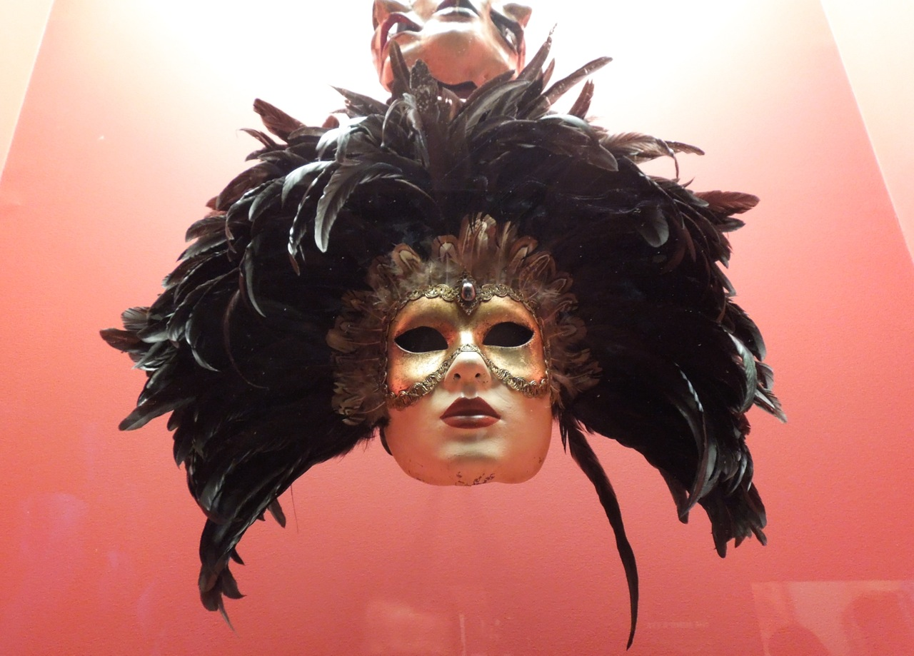 Hollywood Movie Costumes and Props: Original masks from Eyes Wide ...