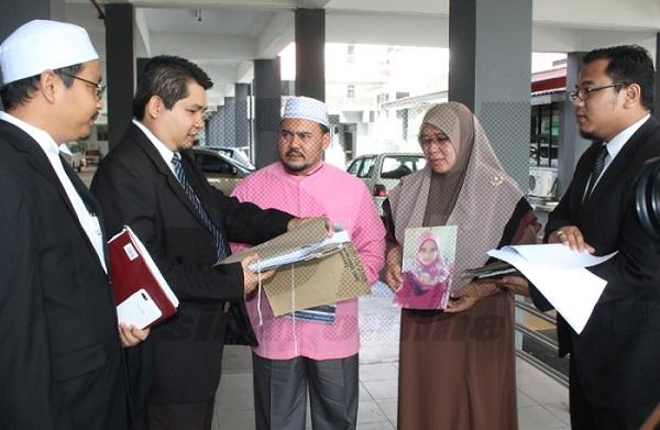 Demi Ulya, Pasangan Guru Fail Saman RM10 Juta Dakwa Doktor Cuai