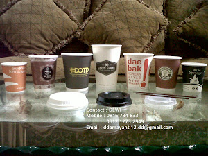 Paper Cup Promosi