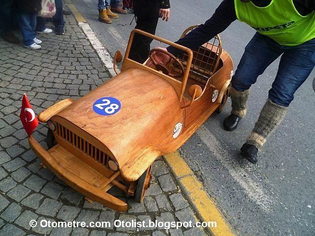 Araçların tasarımlarıda ilgi çekici