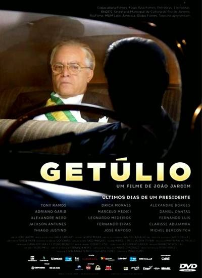Baixar Filme Getúlio AVI DVDRip Download via Torrent