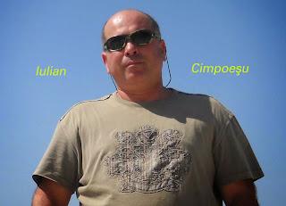 despre autor Iulian Cimpoesu