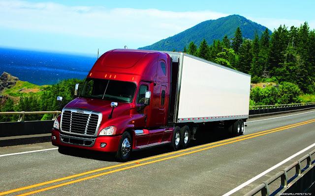 грузовых автомобилей фотографии