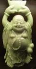 Burma jade green Buddha