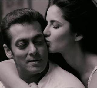 Salman Khan & Katrina Kaif in Ek Tha Tiger