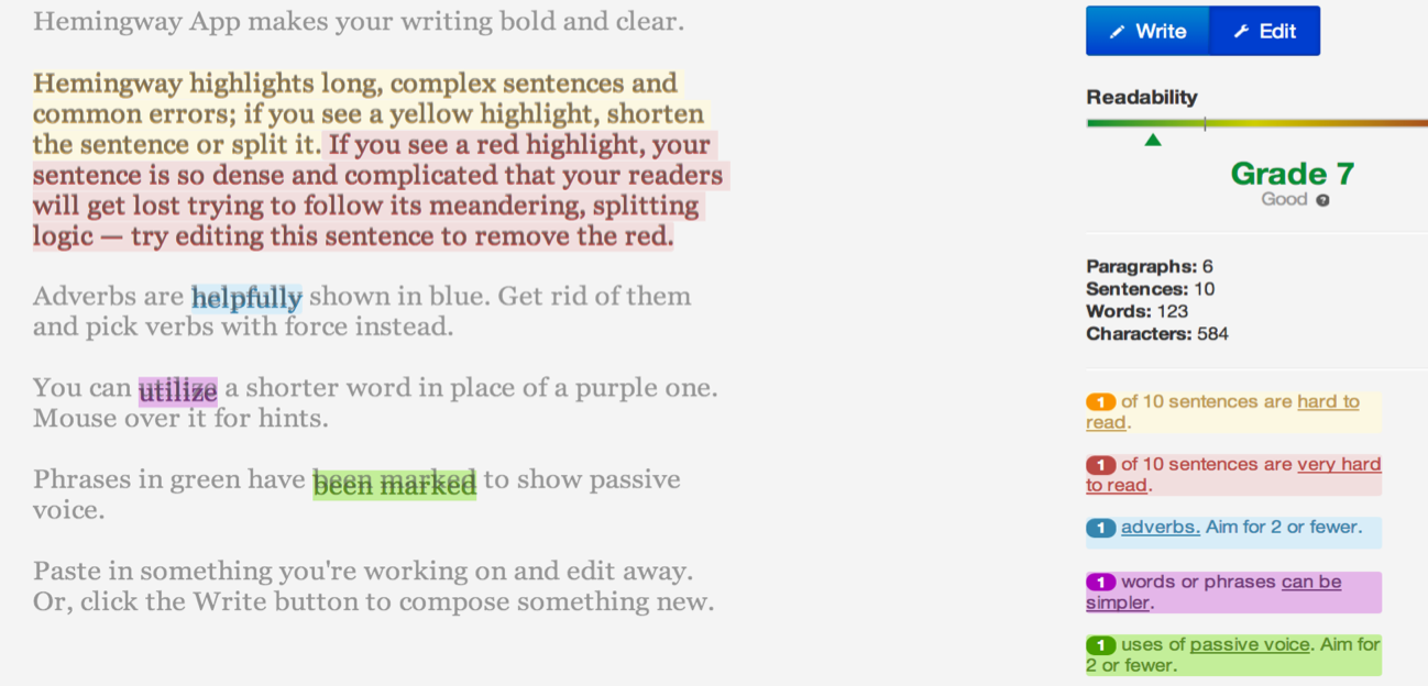 Two Awesome New Web Tools to Help Students Improve Their Writing Skill