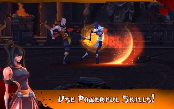 Fatal Fight Apk v1.2.68 Mod (Unlimited Lives & Unlocked Levels)-screenshot-2