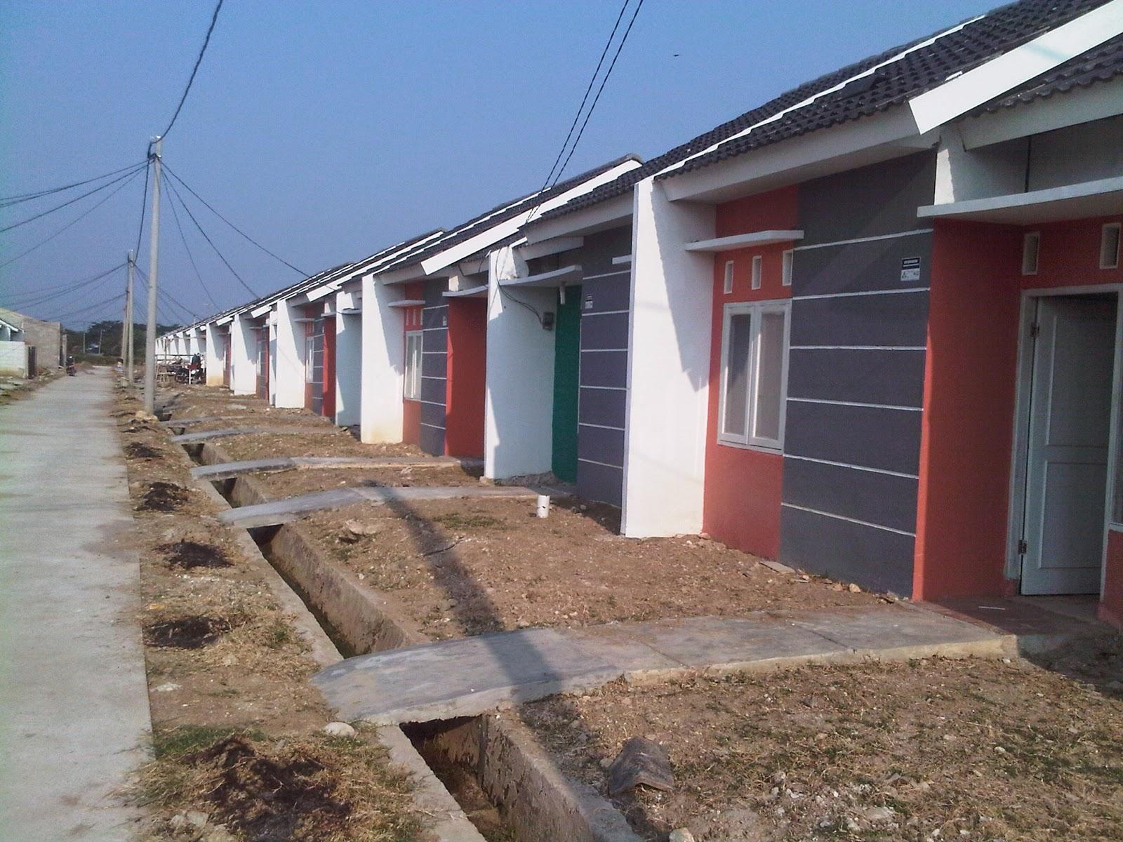 The Palm Residence Rumah Bersubsidi Tambun Utara Sriamur Bekasi