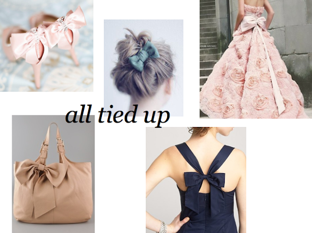 bows, bow shoes, bow dress, bow bag