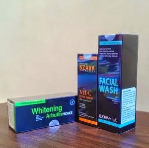 Paket Whitening Promo 300ribu
