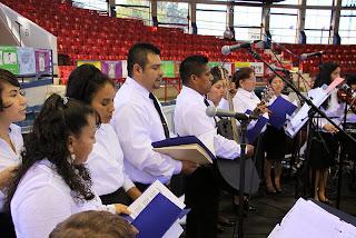 Music during the 50th Anniversary Mass