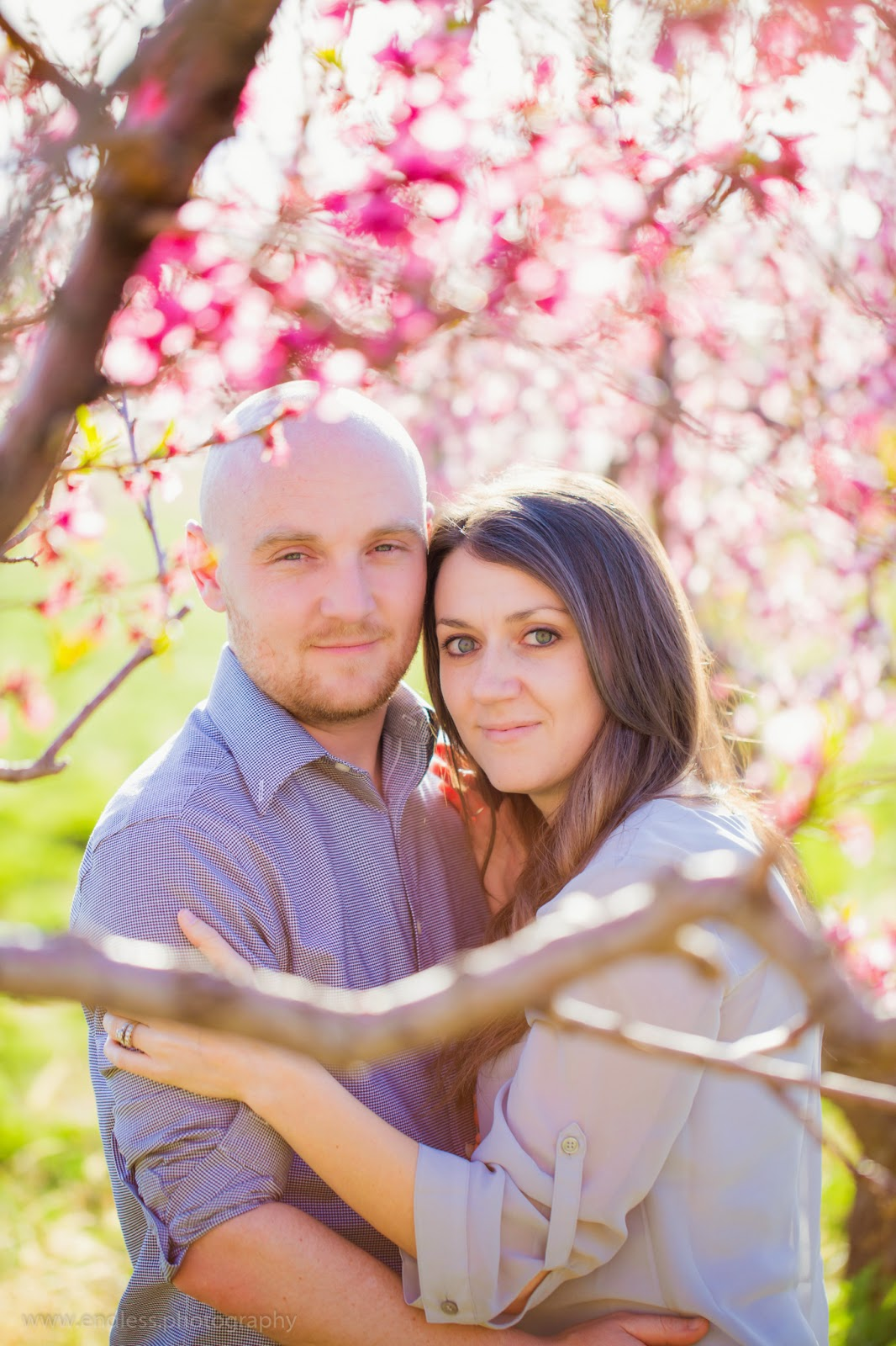 Logan Photography, Utah, Photographer, Utah Wedding Photographer, Photographers, Spring, Orchard, Couple, Wedding