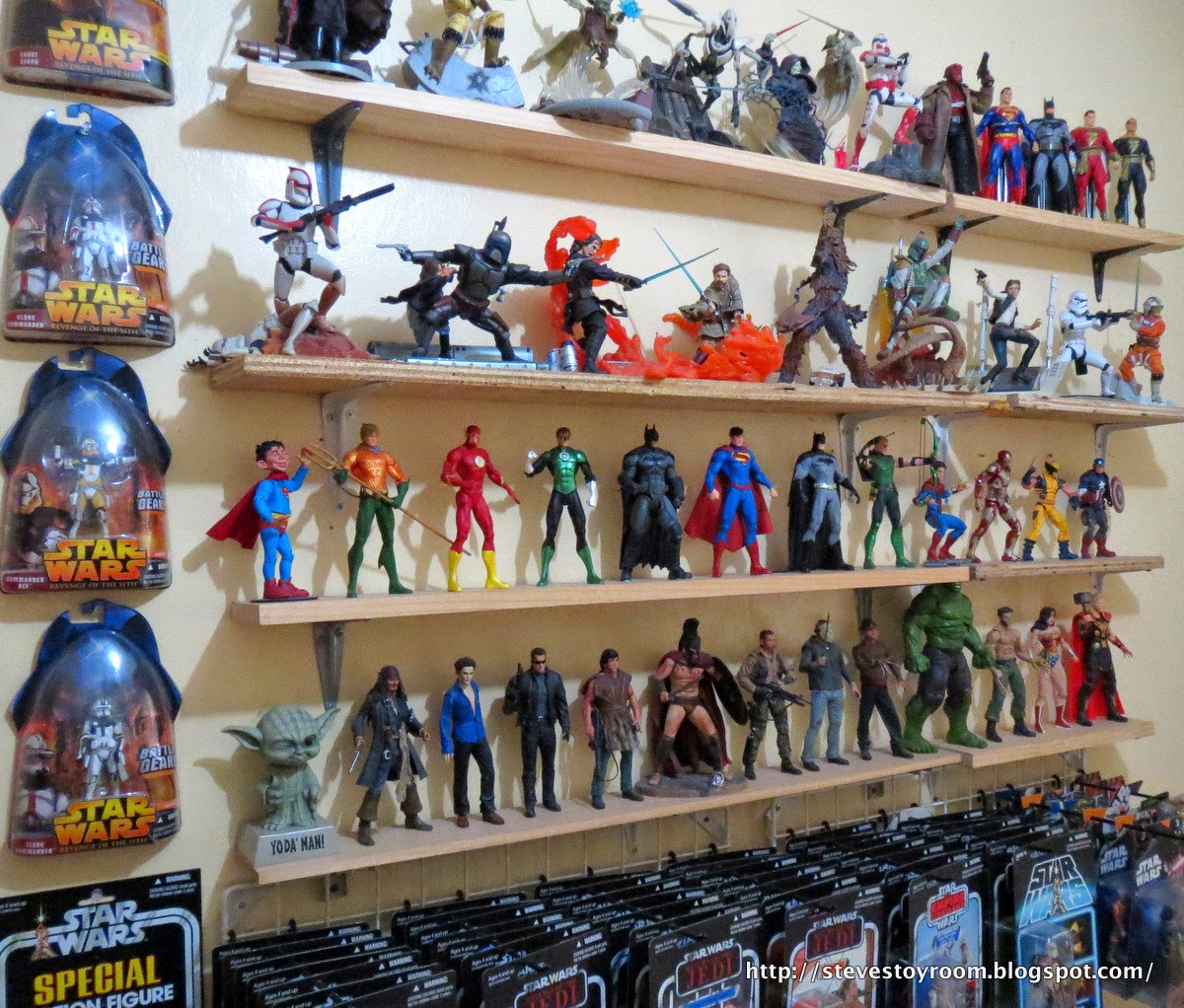 Toys For Grownups : Steve s toy room why adults are into collecting