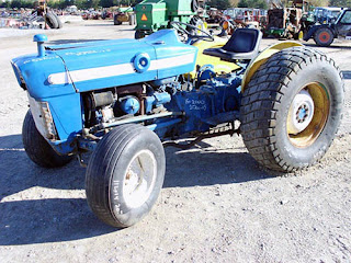 used ford 2000 tractor parts