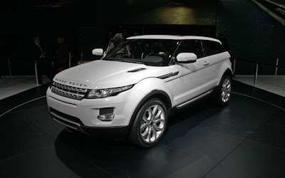2012 Land Range Rover Evoque