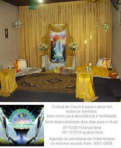Ritual Oxum 2014