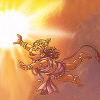Lord Hanuman Child Picture Image Wallpaper