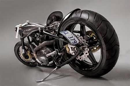 koleksi gambar motor keren terbaru